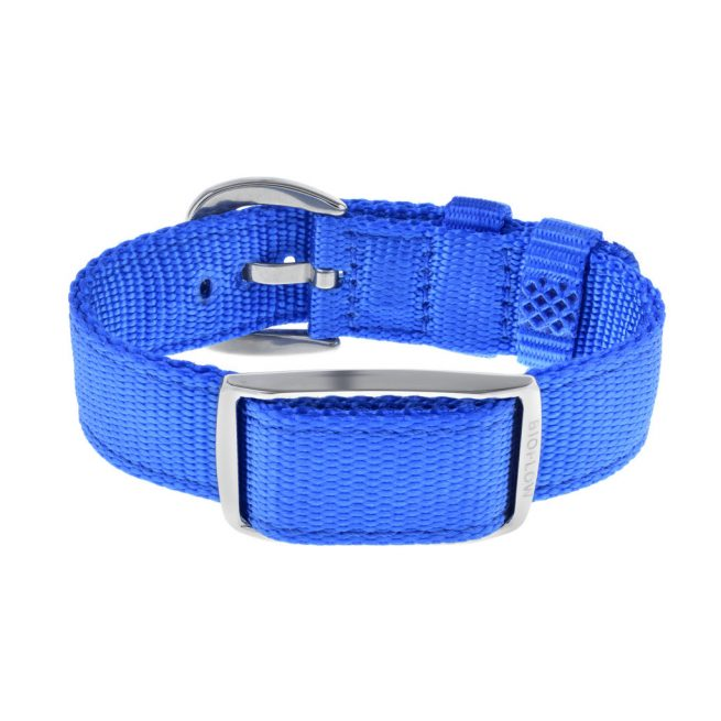 blue nylon weaved explorer 2