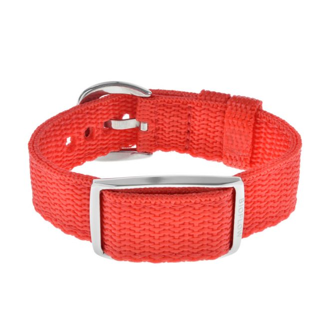 red nylon weaved explorer 2