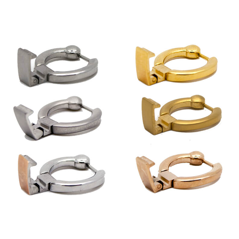 replacement parts -links for the pirouette gold stainless steel and rose gold
