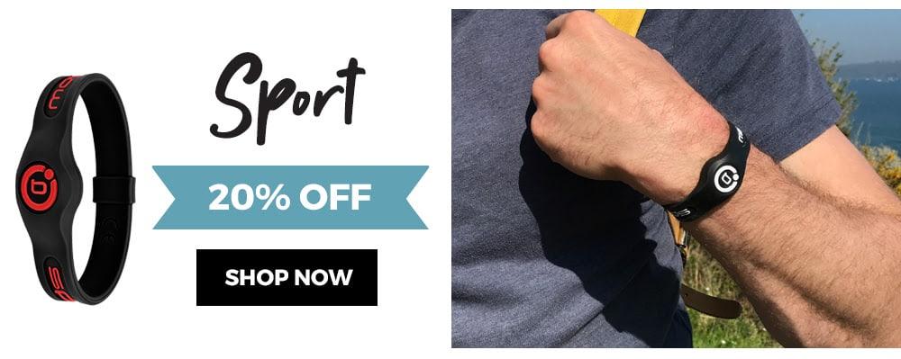 sales sport 20% off mans wrist