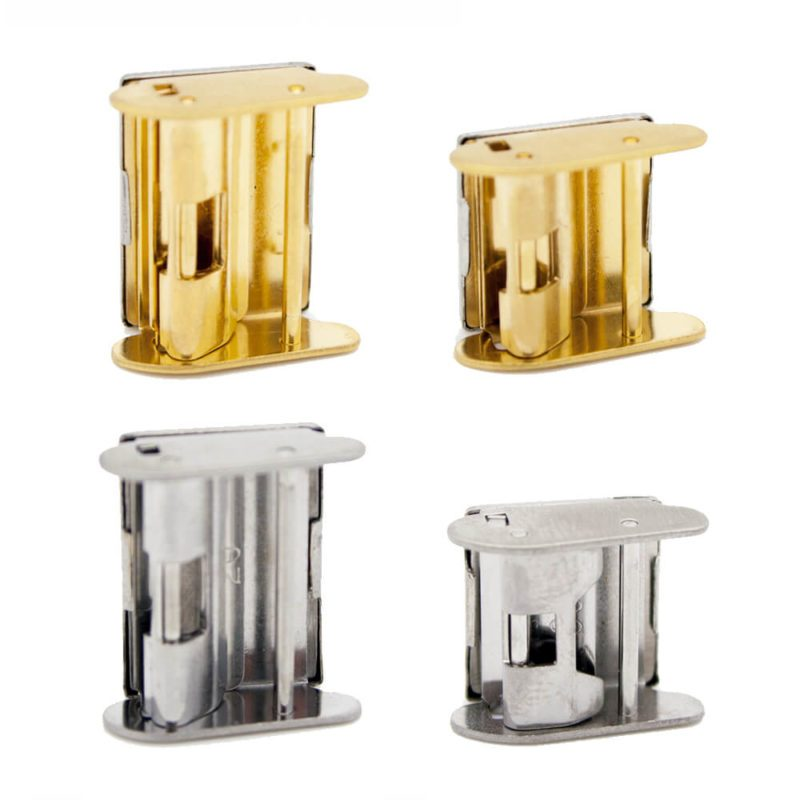 replacement parts -clasps for the elite mens and womans stainless steel